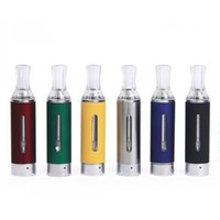 Wholesale Detachable Clearomizers - Mt3 Evod Atomizers Clearomizers Tank 2.0ML Bottom Coil Various Colors E Electronic Cigarette Detachable Clearomizers DHL Free
