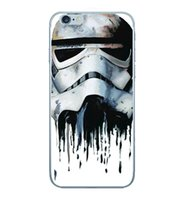 Star Wars TPU Housses Pour Iphone 6 6S Plus 4.7 5.5 I6 Samsung Galaxy Gel S7 Bord Silicone Sky Hero Superman Cell Phone 500pcs de couverture de la peau