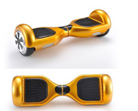 zoll elektrische zwei balance räder großhandel-Freie Zollabfertigung 6,5 Zoll-Reifen-Mini intelligentes Selbstbalancen-Roller Zwei Rad-intelligenter selbstabgleichender elektrischer Antrieb-Brett-Roller