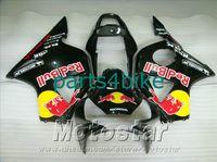 Wholesale Honda Cbr 954 Bodywork - Injection molding fairing kit for Honda CBR900 RR fairings 954 02 03 CBR 954RR bodywork CBR900RR 2002 2003 yellow red black fairings HS2