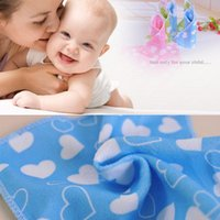 Wholesale Babies Washers - 3pcs Baby Face Washers Hand Towels Cute Cartoon Wipe Wash Cloth Cotton Baby Towels # YE1067
