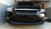 Wholesale ABS Honeycomb Lacquer that Bake Up and Down Front Racing Grill Fit For Ford Focus sedan PC