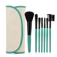 Wholesale tool up online - 1lot Cosmetic Brush set Makeup Brush Kits makeup brushes make up toiletries brush tools facebrush and eyebrush