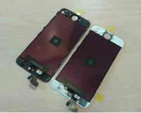 iphone ön ekran aksamı toptan satış-Toptan Ön LCD Ekran Dokunmatik Ekran Digitizer Tam Meclisi Yedek parça iphone 6 6G 4.7 inç iphone6 için artı 5.5 inç LCD Ekran