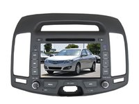 Wholesale Hyundai Elantra Car Dvd - 2017 new free shipping Hyundai Elantra 2007 08 09 10 2011 7inch Car DVD player gps navigation BLUETOOTH RADIO PLAYER free map reverse camera