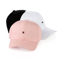 Wholesale Hip Hop Shades - Men's Solid Snapback Baseball Caps Adjustable Sun Hat Hip-Hop Caps Unisex Outdoor Sports Hats Lovers Shade Hats