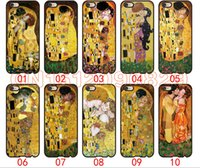 Wholesale S3 Case Clear - Kiss by Gustav Klimt For iPhone 6 6S 7 Plus SE 5 5S 5C 4S iPod Touch 5 For Samsung Galaxy S6 Edge S5 S4 S3 mini Note 5 4 3 phone cases