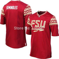 Wholesale red logs - Factory Outlet- Seminoles Jersey,Fashion Florida State Seminoles (FSU) NCAA College Football Jerseys,2015 Premier,Hot Printed Embroidery log