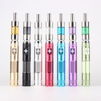 Wholesale X6 Ecig Upgrades - Aerotank Atomizer With X6 Battery Upgraded Version X9 Battery Original Patented Variable Voltage 3.3V 3.8V 4.1V 1300mah 7colors Airflow Ecig