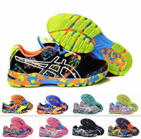 Cotton Fabric stable shoes - New Brand Asics Gel Noosa TRI VIII Running Shoes For Women Men Fashion Cool Marathon Race Stable Lightweight Sneakers Eur Size
