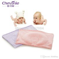 Hot Sale Memory Foam Newborn Nuevo Baby Infant Pillow Prevenir Flat Head Anti Roll Soporte 051919