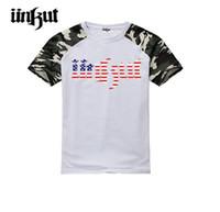 Wholesale unkut clothing - s-5xl hot sale mens t shirt fitness camisetas hombre sport unkut hip hop tops & tees casual Clothing