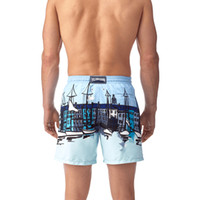 f72acf2d50ef3 2019 New Shorts swim shorts men swim swimwear surf Swimming trunks  Ultra-thin breathable beach pant Quick-drying shorts