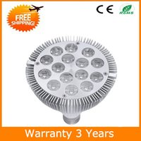 Wholesale Spotlight Housing - 15W Dimmable Par38 LED Bulb Par38 LED Light Spotlight Spot Lighting 70PCS Epistar Chip Thick Housing Warranty 3 Years CE Free Shipping