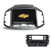 Wholesale Car Dvd Player Chevrolet Epica - MAISUN factory double din car dvd for Chevrolet Captiva Epica Aveo double din car dvd player with radio BT car dvd gps player