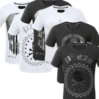 Wholesale Good Code - P 2018 Perfect wholesale quality is very good high-end designer clothing, shape is the perfect Medusa Mens pp T-shirt is Asian code siz