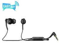 Wholesale Stereo Headphones Noise Cancellation - EX300AP Earphones MIC In-Ear only Noise Cancellation 3.5 mm Jack Headphone For Sony Phone Z1 L39H XL39H