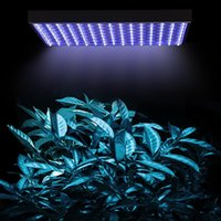 Wholesale Aquarium Led Wholesalers - New Arrival 3X 225 LED grow light all blue 460nm LED 14W Grow Light plant,Hydroponic Plant Aquarium O172