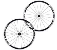 ingrosso ceramica stradale-2016 stile Road Bike 38mm FFWD in lega bici in fibra di carbonio wheelset con superficie frenante in lega, Hub Powerway Hub in carbonio Hub in ceramica è disponibile
