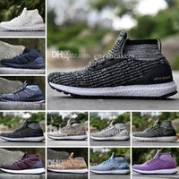 Wholesale Cheapest Men Furs - Cheapest! New Ultra Boost Top Ultra Boost ATR MID Running Shoes For Men Ultra Men's And Women's Sneakers Mens Sports UB 3.0 Boots Man Shoes