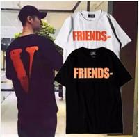 Wholesale Camp Tshirt - RipNDip 2017 New sup women Men's Palace Skateboards T Shirt Good Quality 100% Cotton Hip Hop Palace T-Shirt Men yeezus Tee Tshirt