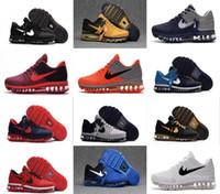Wholesale Tassel Comfortable Flats - wholesale originals Mens Running Shoes training mans maxes 2017 comfortable boy walking sports fashion designer athletic trainers eur40-45