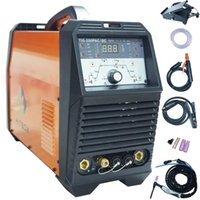 Wholesale Welders Machine - AC DC TIG Welder 220V 200A aluminum welding welder ARC Stikc muliti-function machine