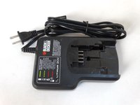 20V black decker battery charger - For Black Decker V LCS20 Lithium Ion Battery Charger for LBXR20 LBX20 LB20 used