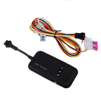 Wholesale TK110 Realtime GSM GPRS GPS Car Locator Vehicle Tracker Quad Band Tracking Device TK110 mini GPS tracker