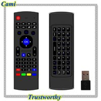 Wholesale-2015 Beliebte 2.4G Wireless Remote Control Mini Keyboard Air Maus für XBMC Android TV Box Teclado aire Rate Kostenloser Versand Tonsee