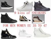 Wholesale Winter Casual Shoes For Women - Size:35-47 Black Snake Leather High Top Red Bottom Fashion shoes For Man and Women,Unisex Luxury Brand Winter Casual