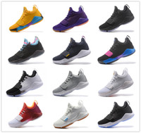 Wholesale Cheap Home Fabric - 2018 Hot Top quality Paul George PG1 Shining Ferocity Men's Casual Shoes for Cheap Sale PG 1 Los Angeles Home Sports Sneakers Size 40-46