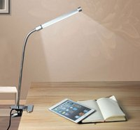 Wholesale Clamp Reading Light - LED Adjustable USB Clamp Lamp Clip-on Flexible Desk Reading Light Eye Protection