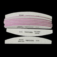 Wholesale Gel Nail Buffers - 10pcs Nail Files Block Buffer For Manicure UV Gel Polisher Nail Polish Files Manicure Pedicure Buffers Tips Nail Tools Wholesale