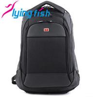 Wholesale Backpack Swissgear - Wholesale-2015 hot!SwissGear Pegasus quality goods travel bag and business backpack - nylon black hiking backpack - practical backpack