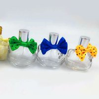 Wholesale Glass Perfume Bottles For Sale - Refillable Glass Perfume Bottle 40ml Empty Fragrance Scented Atomiser Sprayer Bottle Cosmetic Containers for Sale DC738