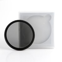 Wholesale Nd 67 - FOTGA Ultra Slim Fader Variable ND-MC Filter ND2 to ND400 77 72 67 62 58 55 52 49 46 43mm Neutral Density