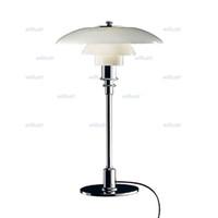 Wholesale Ph Table Lamp - Louis Poulsen PH 3 2 Glass Table Lamp desk lighting Denmark Modern light Louis Poulsen Poul Henningsen table Light free shipping
