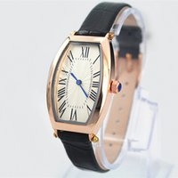 Wholesale White Ladies Model - 2017 New Model Fashion Leather women wristwatches luxury lady watch Stainless steel japan movement brand high quality free shipping