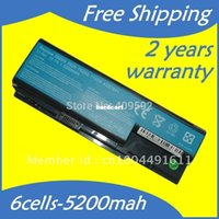 Wholesale Acer 5735z Laptop - Free shipping- Replacement Laptop Battery for Acer Aspire 5910G 5920 5715 5715Z 5720 5720G 5720Z 5720ZG 5730 5730Z 5730ZG 5735 5735Z 5739 57