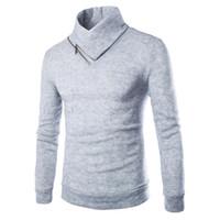 Wholesale Korean Sweater Slim Fit Black - Men Sweater 2015 New Arrival Sweater Men V-neck Cardigan White&Black Slim Fit Brand Men's Sweaters Korean Stylish Sweater