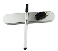 ingrosso gemma e penna-Kit kit alluminio CE3 Kit Bud Touch alluminio Vape Pen 280mAh 510 filtro olio atomizzatore sigarette elettroniche e kit cig 1.0ml 0.5ml