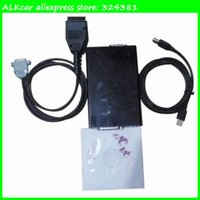 Wholesale Flash Eprom Programmer - Wholesale-ALKcar KESS OBD TUNING KIT Read EPROM and Flash From ECU by OBD for Vehicle Chip Tuning KESS OBD ECU Programmer
