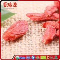 Wholesale Berry Tea - Professional supplier low pesticide cheap an juicy all kinds dried goji berries best wolfberry low calorie slimming food 2017 new harvest