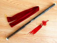 ingrosso strumenti g-Flauto di bambù cinese Dizi tradizionale a mano trasversale legni Bambu Flauta strumento musicale musicale non Xiao C / D / E / F / G Key