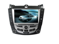"Wholesale Honda Accord Radio Dvd - 2015 new hot sale 8"" LCD-TFT touch screen two din car DVD player with GPS and Bluetooth for Honda Accord 2003-2007"