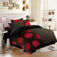 Wholesale Circle Duvets - Wholesale-home textile ,contemporary bed linen king queen twin size cotton duvet cover new tripes circles