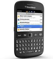 qwerty android téléphone mobile achat en gros de-Clavier QWERTY d'origine pour téléphone mobile BlackBerry 9720 reconditionné BlackBerry OS 7.1 2.8