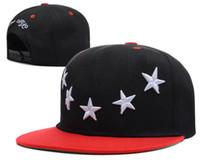 sombrero de la gorra del nyc al por mayor-11 estilos 40 OZ NYC 5 Estrellas Snapback sombrero camo snakeskin a todo color hip hop para mujer mujeres snapbacks clásicos gorras sombrero de calidad superior