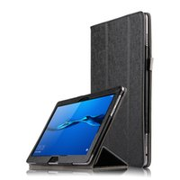 Wholesale Cover Tablet Huawei Mediapad - New Case For Huawei MediaPad M3 lite 10 Cover Sleeve Protector PU Leather PU M3 Youth Edition BAH-W09 BAH-AL00 Tablet case+pen